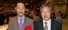 伊藤 英男さんが同志社大懇親会に参加しました。(2014年2月15日)