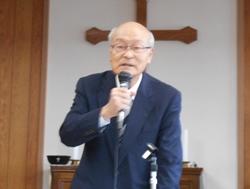 同志社校友会 小嶋淳司副会長